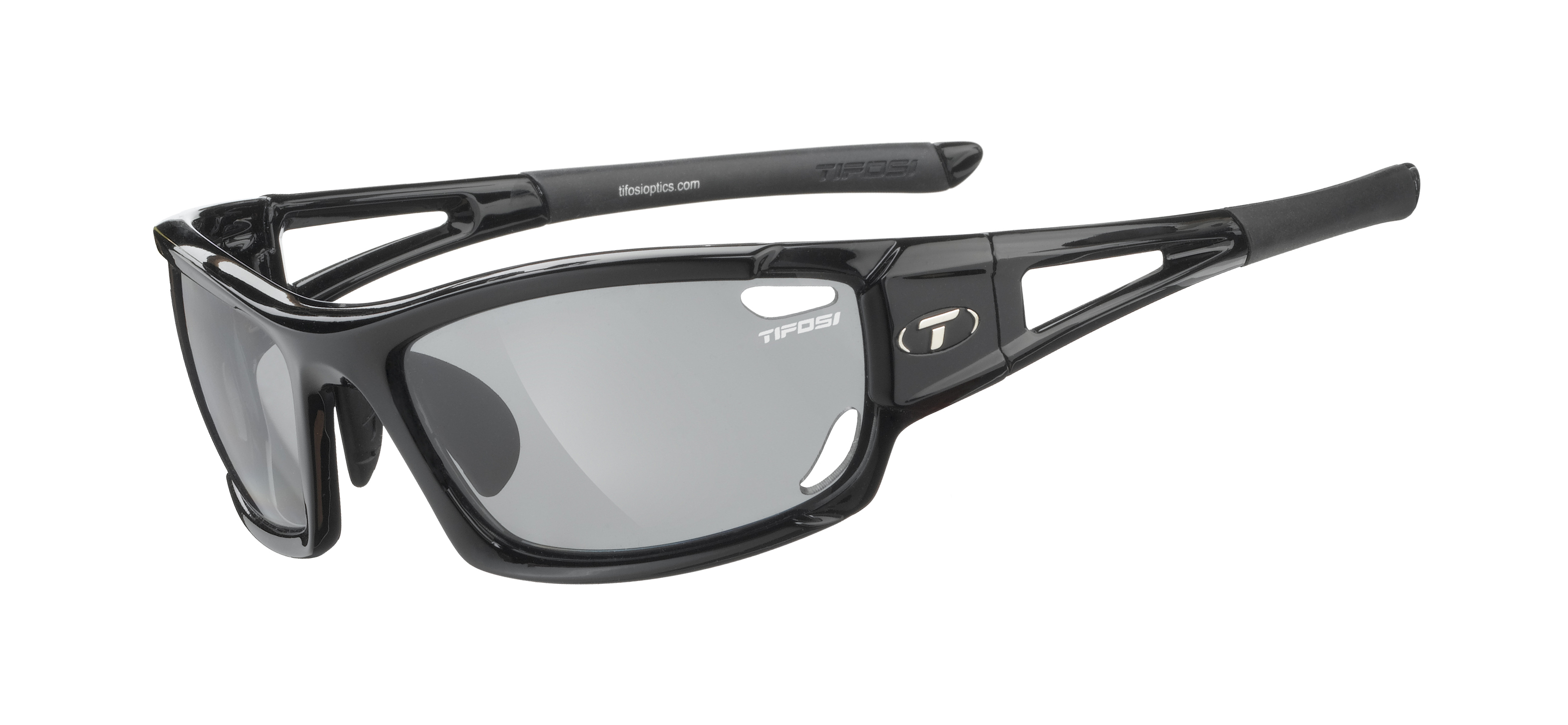 Tifosi Dolomite 2.0 Gloss Black Polarized Fotot