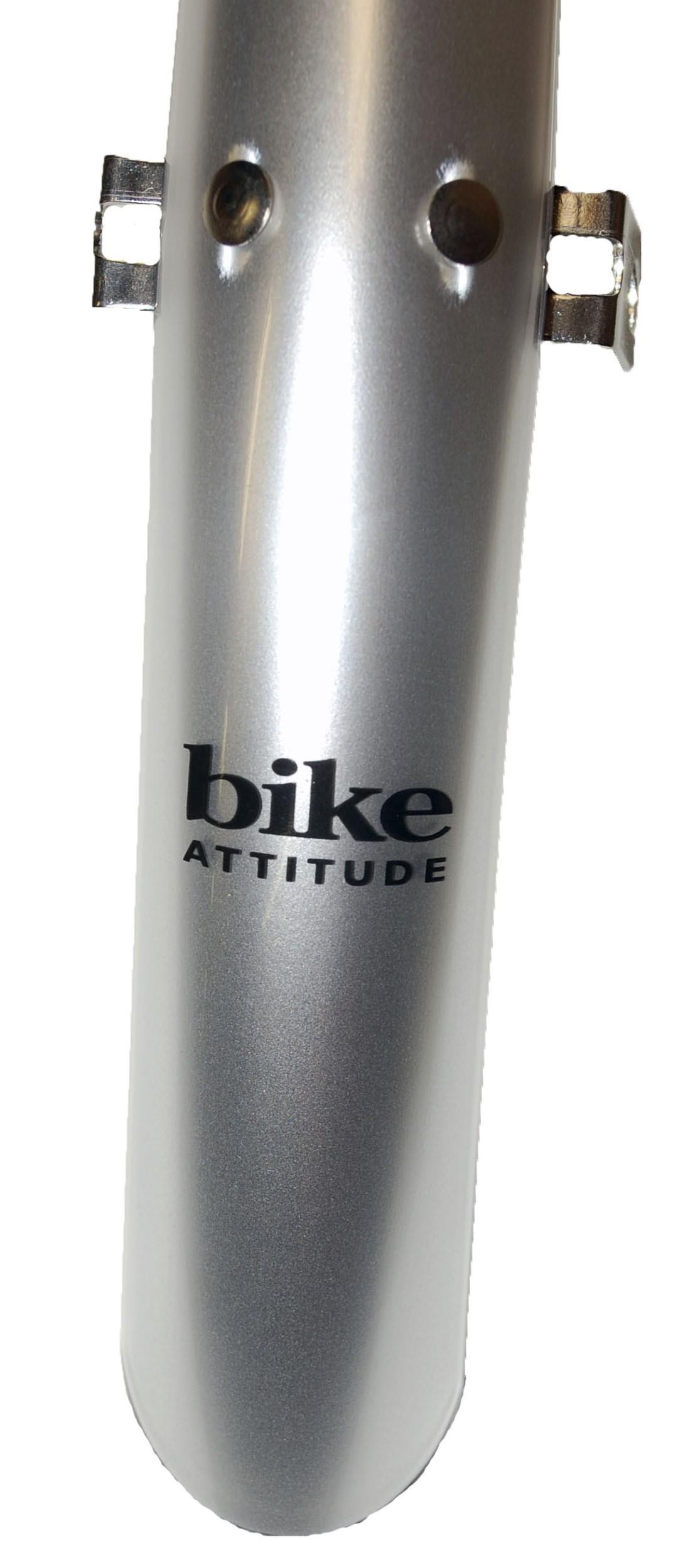Skærmsæt 700c 35 mm Sølv Rustfrit Tilbehør