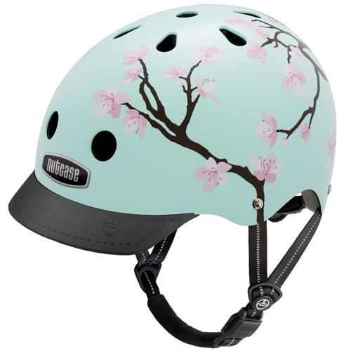 Image of Cykelhjelm Nutcase GEN3 Street Cherry Blossom