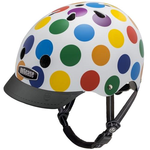 Image of Cykelhjelm Nutcase GEN3 Street Dots