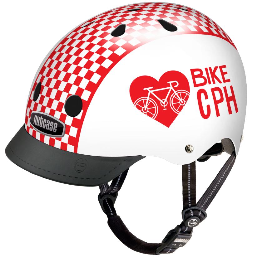 Image of Cykelhjelm Nutcase GEN3 Street Bike CPH
