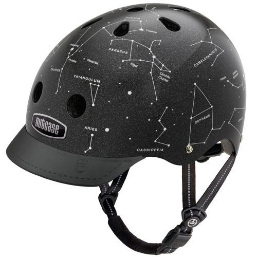 Image of Cykelhjelm Nutcase GEN3 Street, Constellations