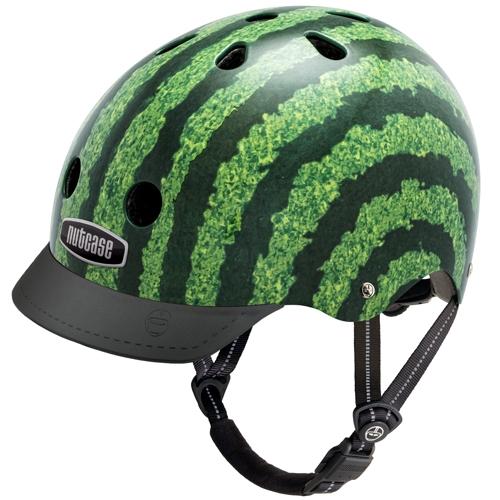 Image of Cykelhjelm Nutcase GEN3 Street Watermelon