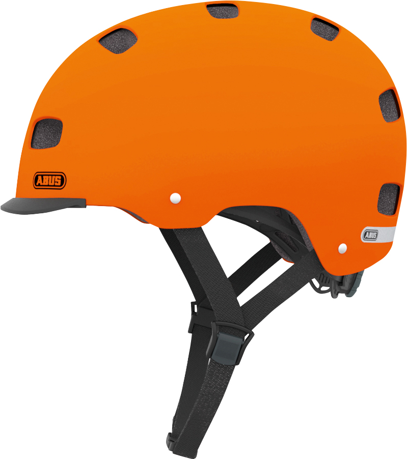 Image of Abus Scraper v.2, Signal Orange