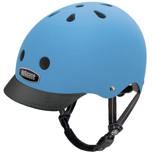 Image of Cykelhjelm Nutcase GEN3 Super Solids Bay Blue