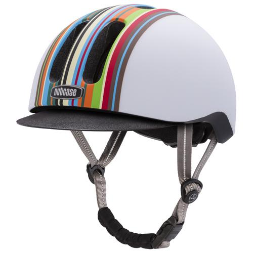 Image of Cykelhjelm Nutcase Metroride, Technicolor