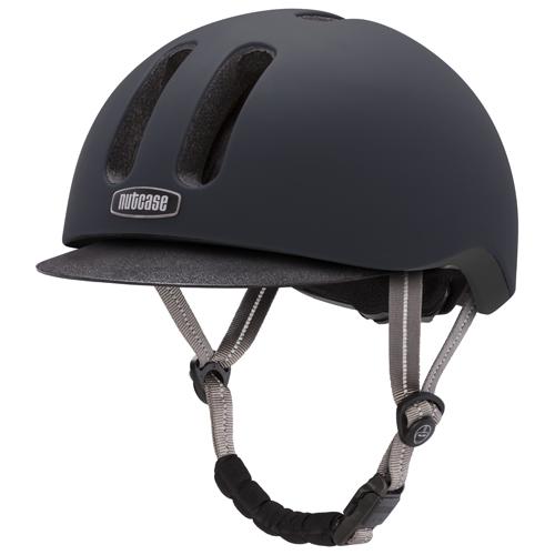 Cykelhjelm Nutcase Metroride, Black Tie