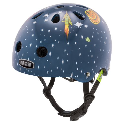 Image of Cykelhjelm Nutcase BABY Nutty, Outer space 47-50cm (XXS)