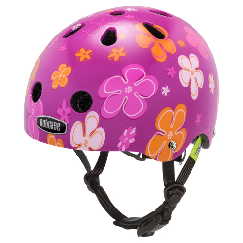 Pedalatleten Cykelhjelm Nutcase Baby Nutty, Petal Power 47-50Cm (Xxs) Mærker