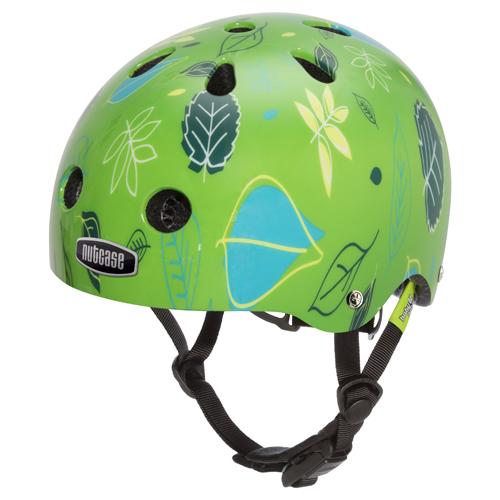 Image of Cykelhjelm Nutcase BABY Nutty, Go Green Go 47-50cm (XXS)