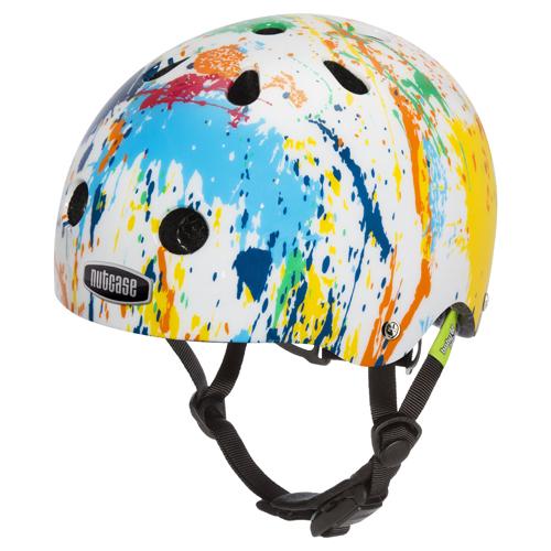 Image of Cykelhjelm Nutcase BABY Nutty, Color Splash 47-50cm (XXS)