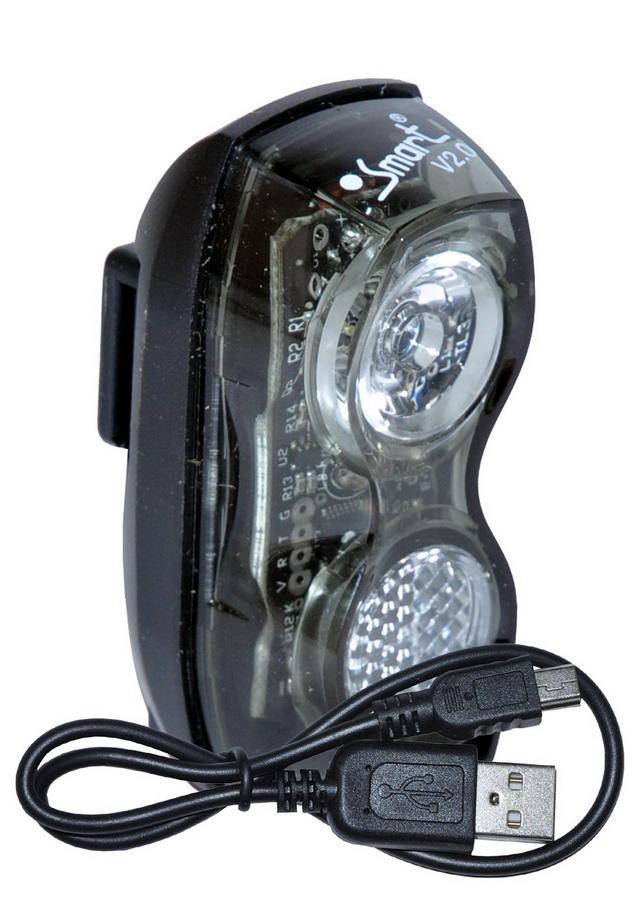 Image of Forlygte SMART LED SuperFlash USB Opladelig