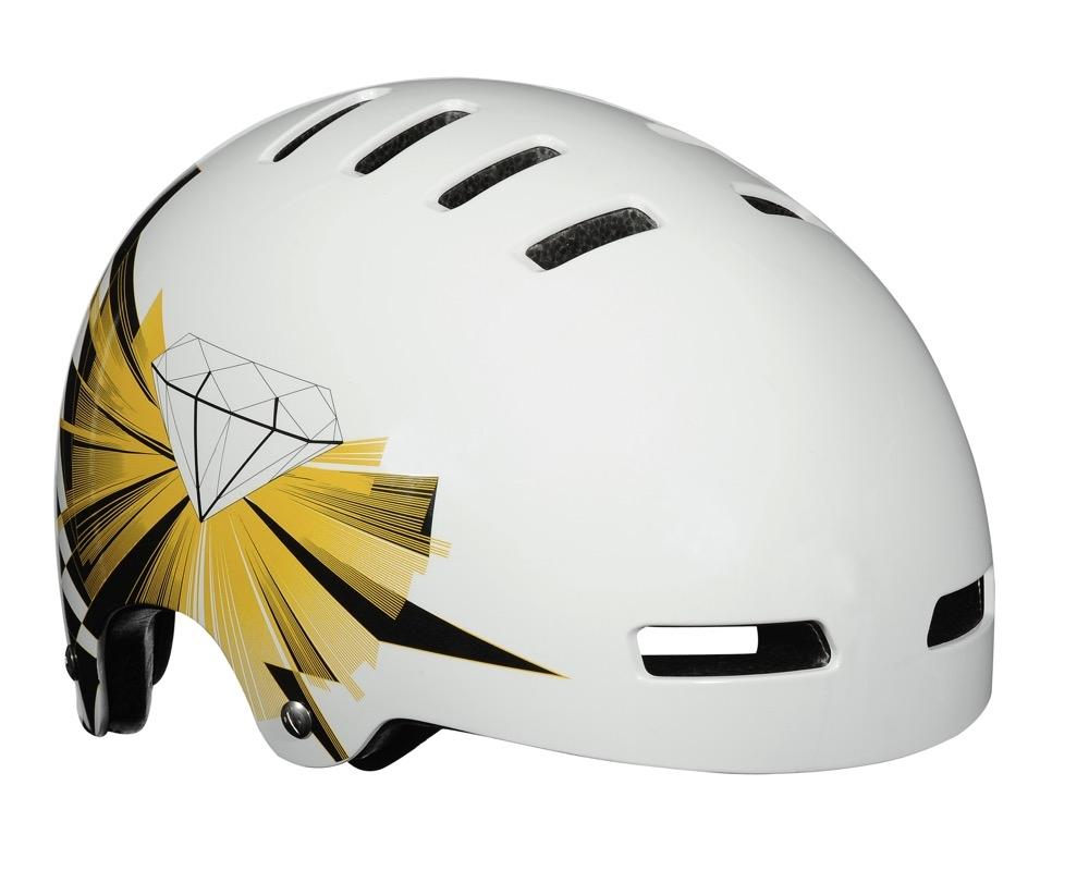Cykelhjelm Lazer Street Diamond 52-54cm