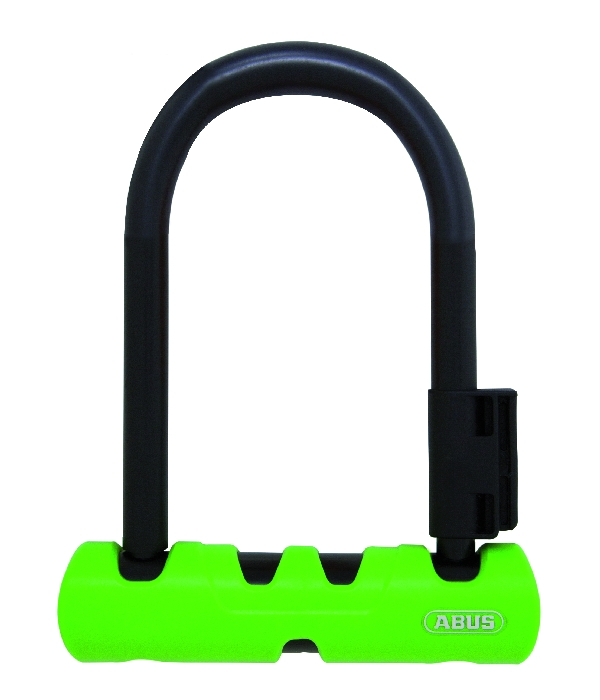 Image of   Abus Bøjlelås 410 Ultra Mini - 140 mm