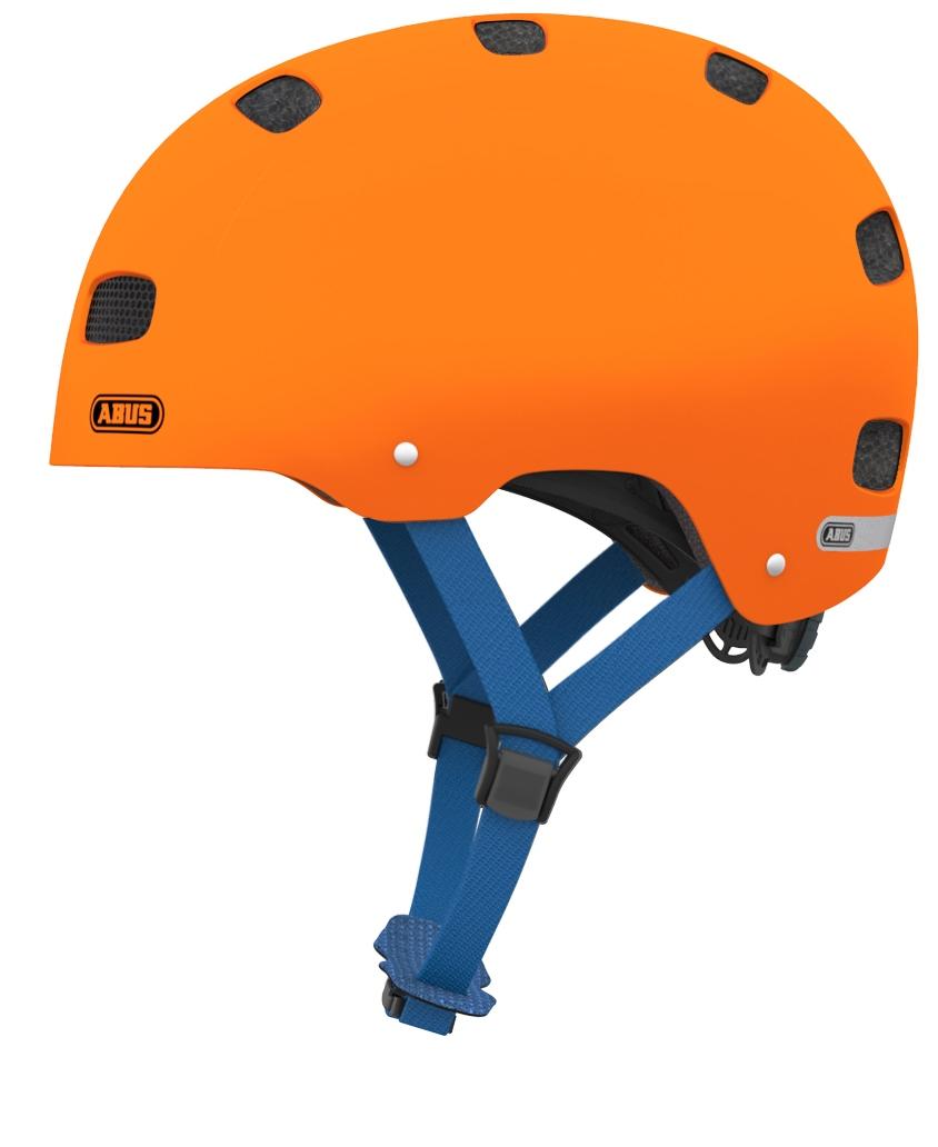 Abus Scraper Kid v.2, signal orange (48-55cm)