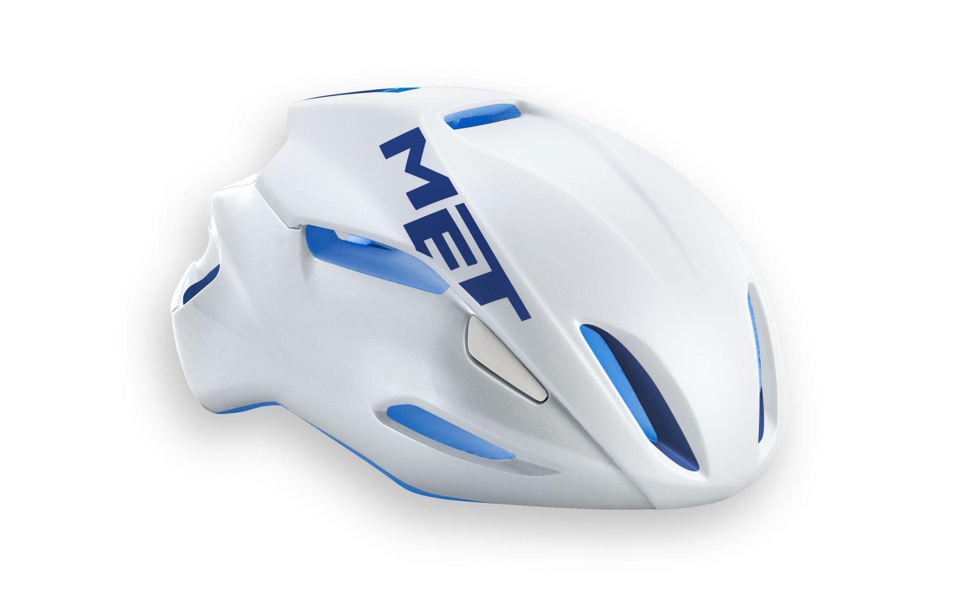 MET Manta Hvid/Blå
