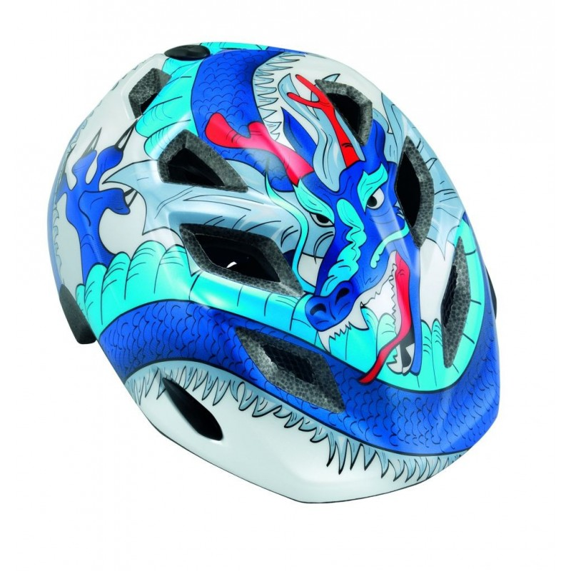 Pedalatleten Met Elfo Blue Dragon (46-53) Mærker