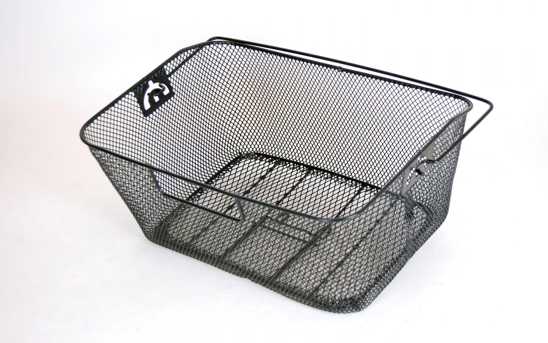 Kurv Bag Net Sort L40 x B30 x H18-15 cm (10)