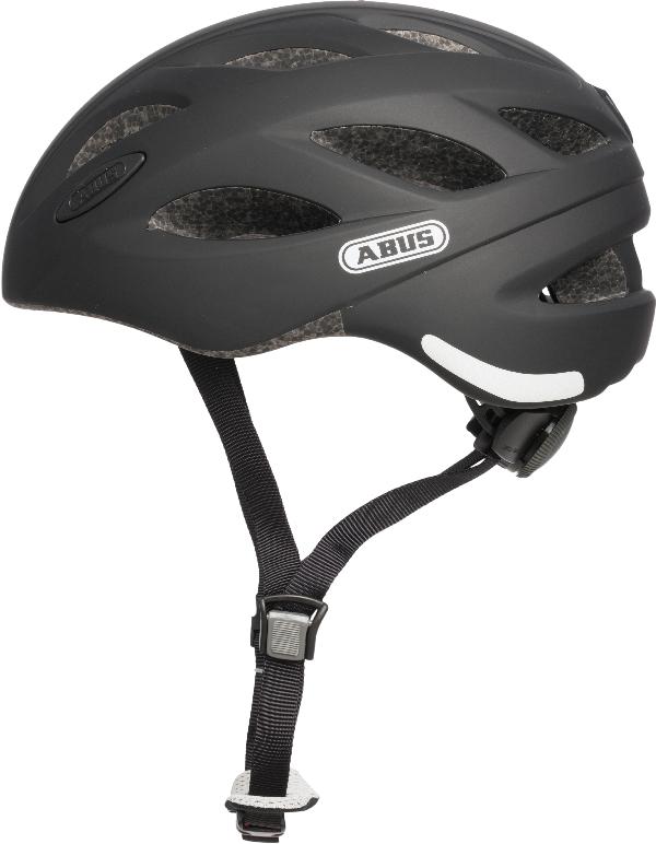 Cykelhjelm Abus Lane-U - Velvet Black