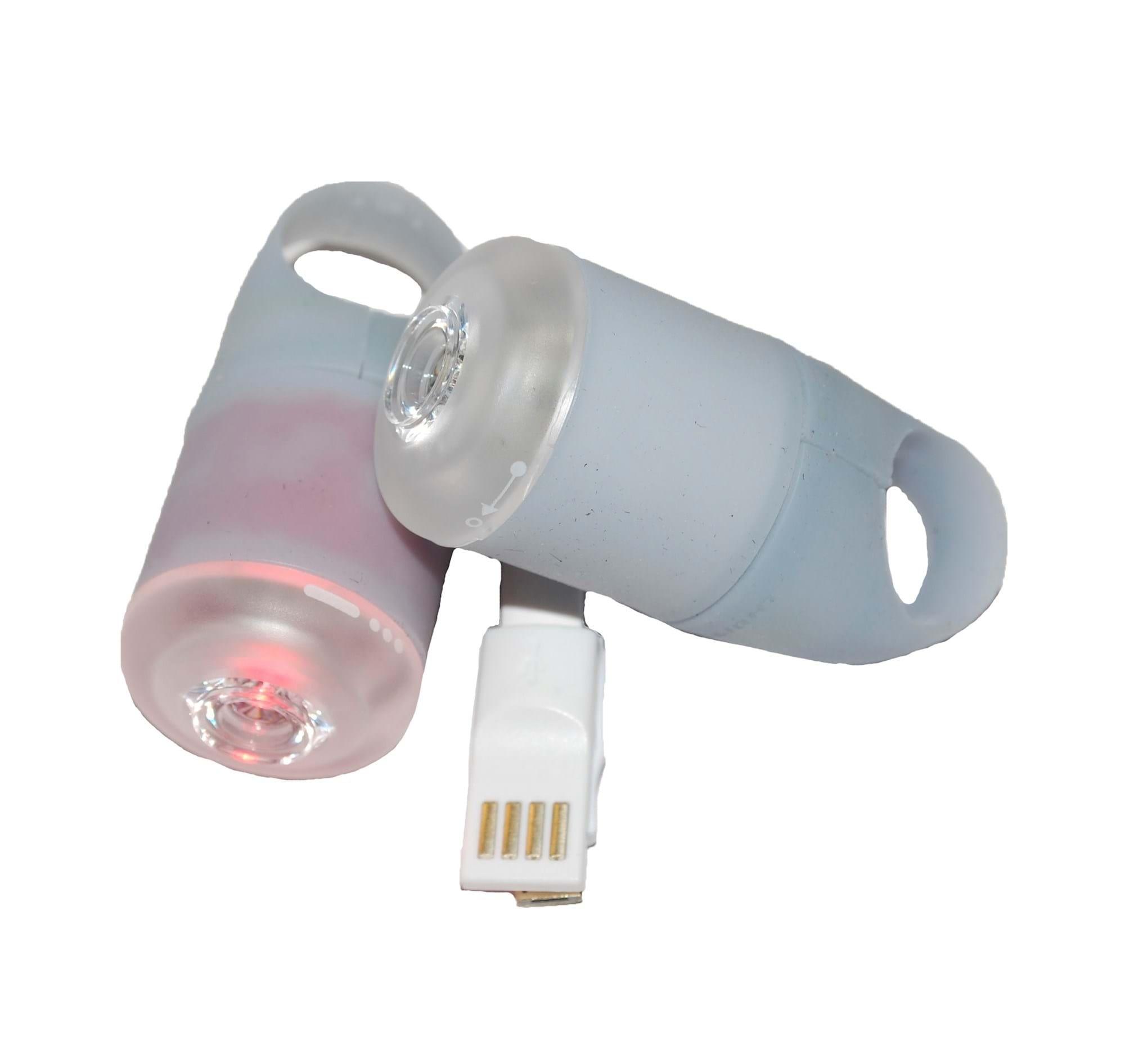 Reelight EGO Sølv USB