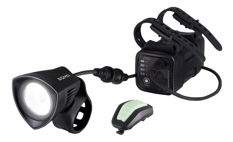 Forlygte Sigma Buster 2000 USB Opladelig (2000 lumen)
