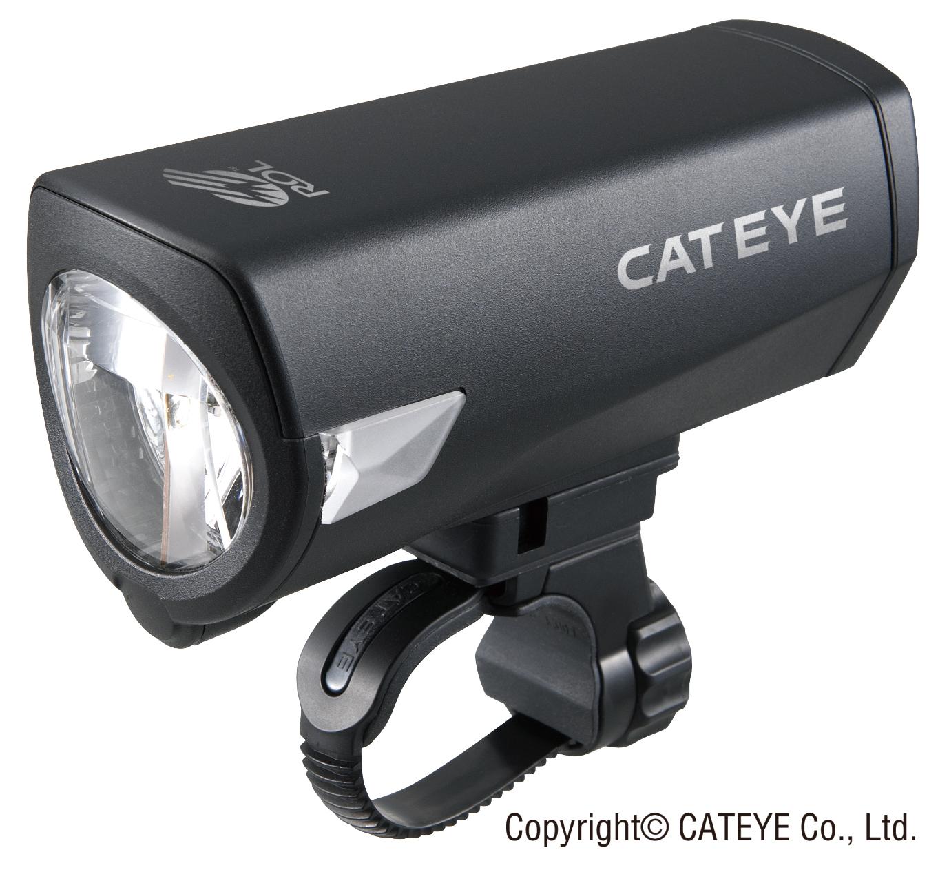 Forlygte Cateye HL-EL540RC 1 ROL LED 4000 Candela
