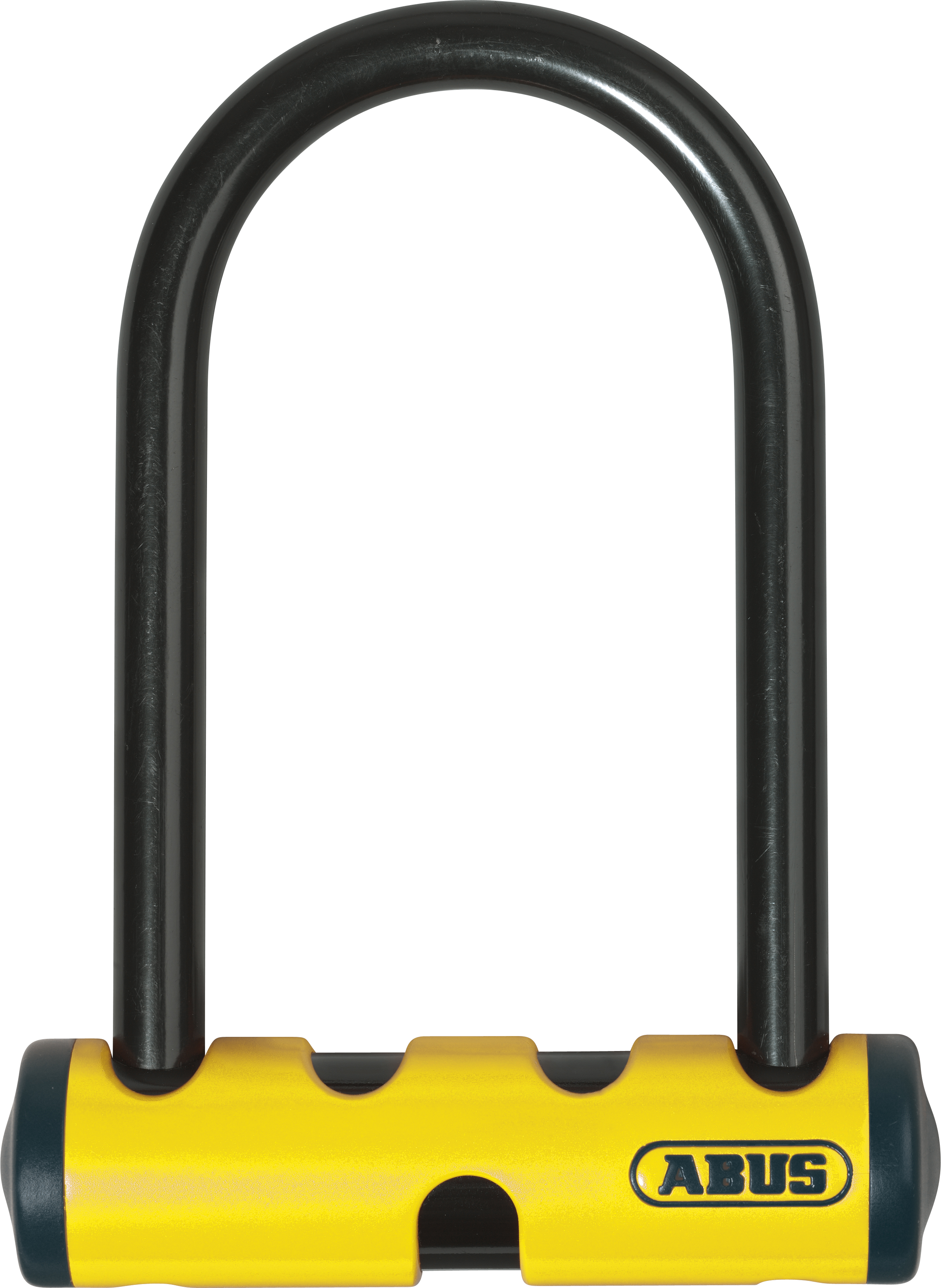 Image of Abus Bøjlelås 40 U-Mini, Gul