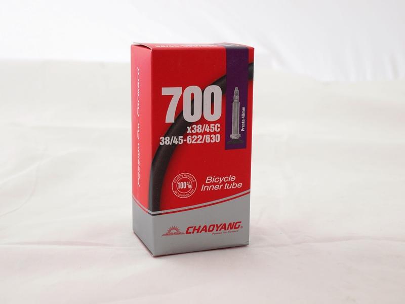 Image of Chaoyang Slange 700x38/45C Presta 48mm