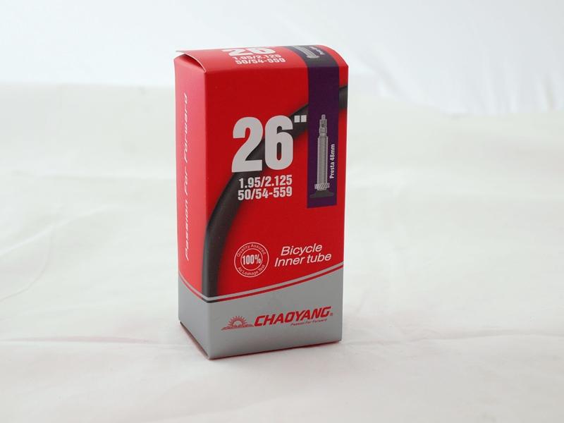 Image of Chaoyang Slange 26x1.95-2.125 Presta 48mm