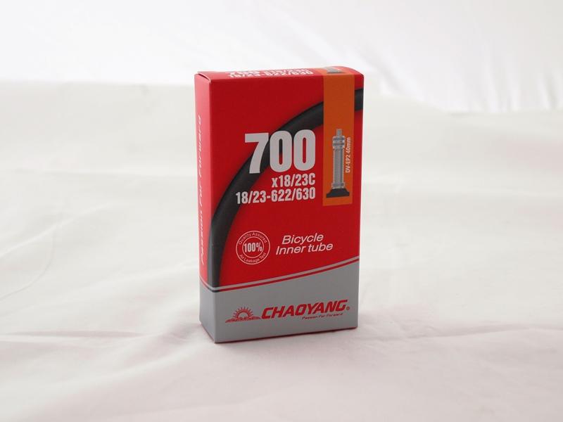 Image of Chaoyang Slange 700x18/23C Dunlop 40mm