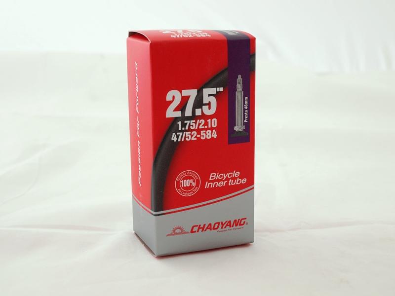 Image of Chaoyang Slange 27.5x1.75-2.10 Presta 48mm