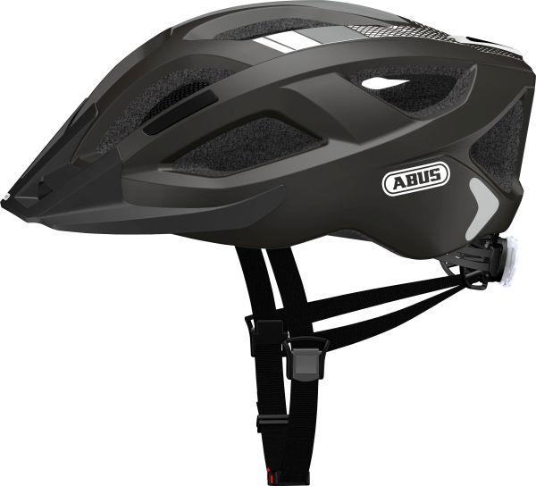 Image of Cykelhjelm Abus Aduro 2.0 - Race Black