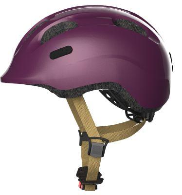 Image of Cykelhjelm Abus Smiley 2.0 - Royal Purple