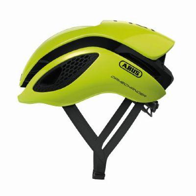 Image of Cykelhjelm Abus Gamechanger - Neon Yellow