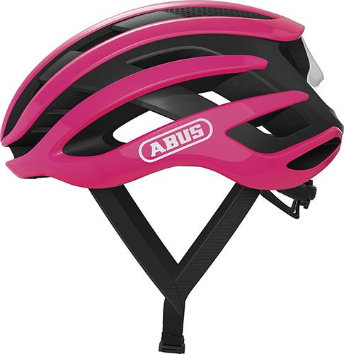 Pedalatleten Cykelhjelm Abus Airbreaker - Fuchsia Pink Cykelhjelme||Racerhjelme