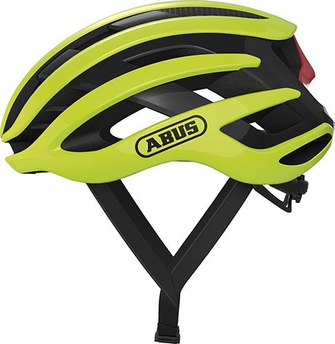 Cykelhjelm Abus Airbreaker - Neon Yellow