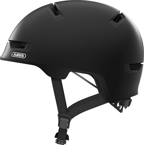 Cykelhjelm Abus Scraper 3.0 - Velvet Black