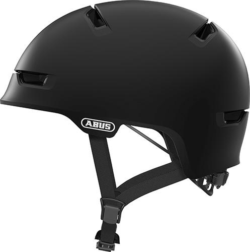 Cykelhjelm Abus Scraper 3.0 Ace - Velvet Black