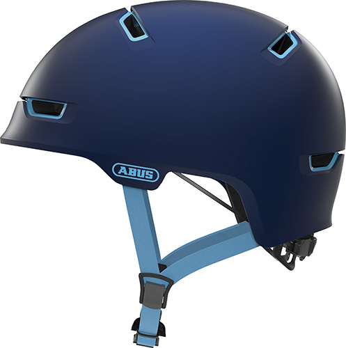 Image of Cykelhjelm Abus Scraper 3.0 Ace - Ultra Blue