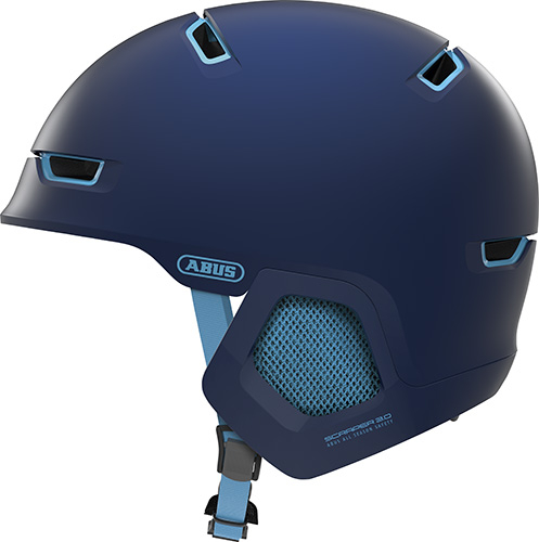 Image of Cykelhjelm Abus Scraper 3.0 ERA - Ultra Blue