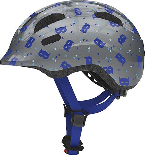Image of Cykelhjelm Abus Smiley 2.1 - Blue Mask