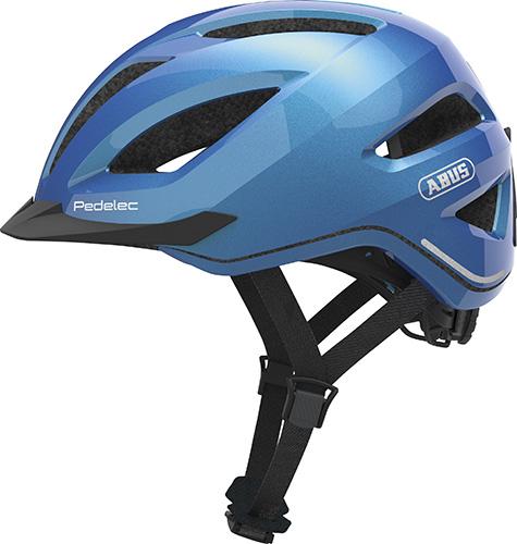 Cykelhjelm Abus Pedelec 1.1 - Steel Blue Cykelhjelme