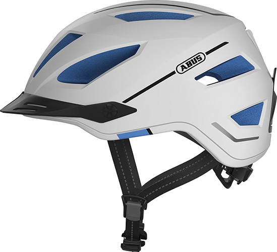 Pedalatleten Cykelhjelm Abus Pedelec 2.0 - Motion White Cykelhjelme