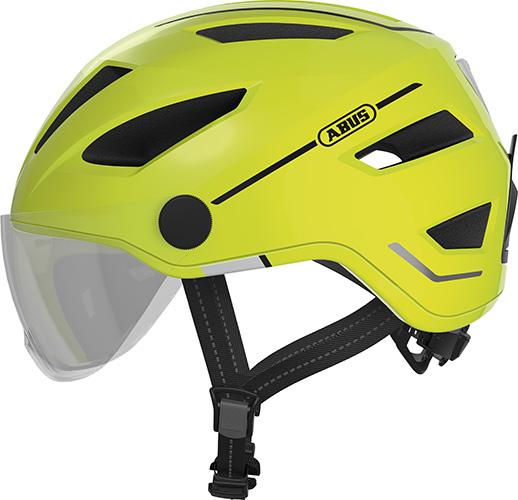 Pedalatleten Cykelhjelm Abus Pedelec 2.0 Ace (El-Cykelhjelm) - Signal Yellow Cykelhjelme