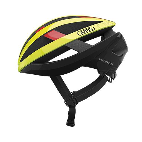 Cykelhjelm Abus Viantor - Neon Yellow Cykelhjelme