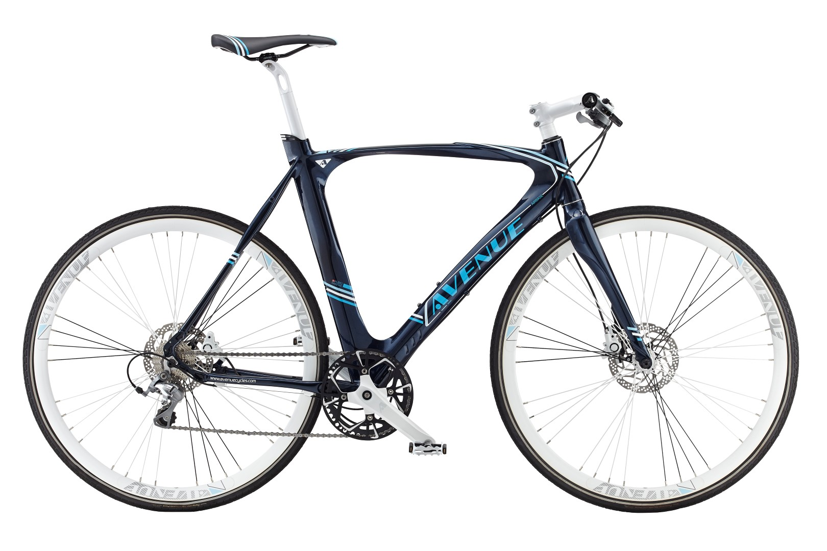 Avenue Airbase 10sp Tiagra Disc, Glam Blue 2016