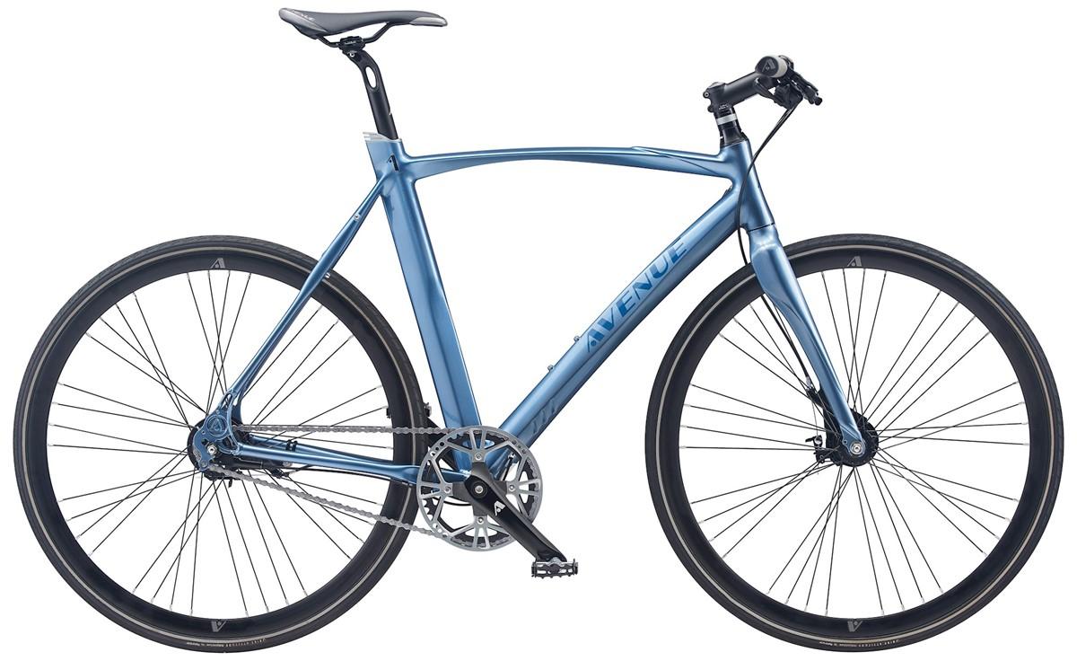 Image of   Avenue Broadway Spirit Herre 7 Gear Rullebremse- Shiny Grey Blue 2020