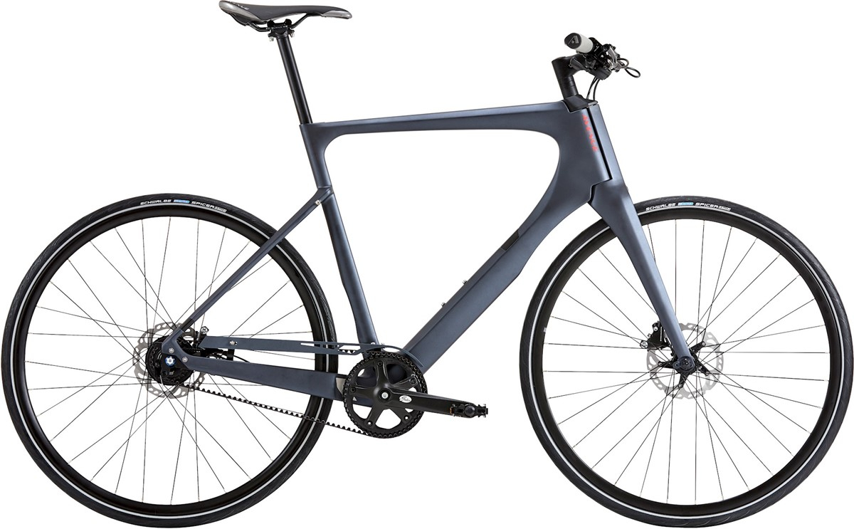 Avenue Empire Carbon Herre 11 Speed Belt Drive - Matte Anthracite 2020