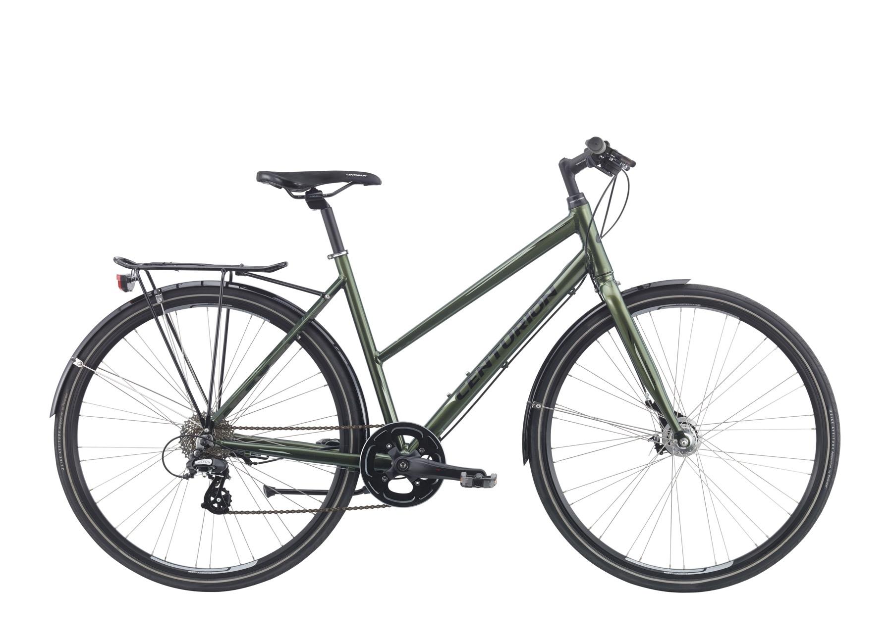 Køb Centurion Eternity Dame 7 Gear Rullebremse – Grøn 2018