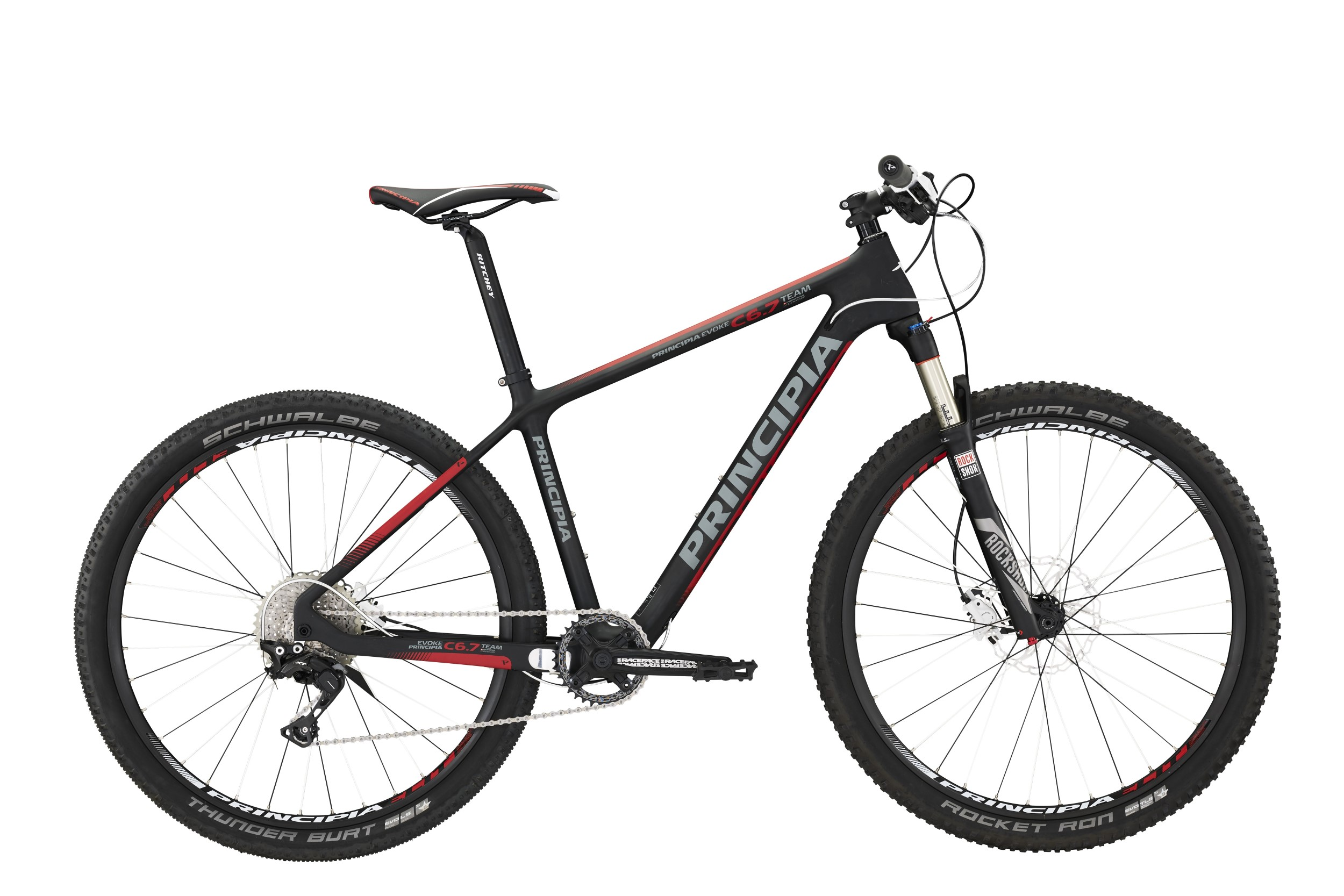 Principia Evoke C6.7 Team 27,5in, Black 2016
